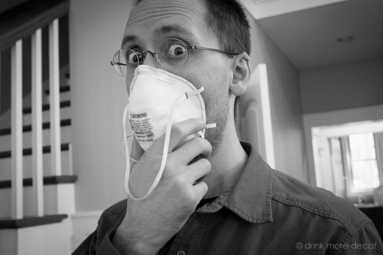 Preparation for Pollen Invasion