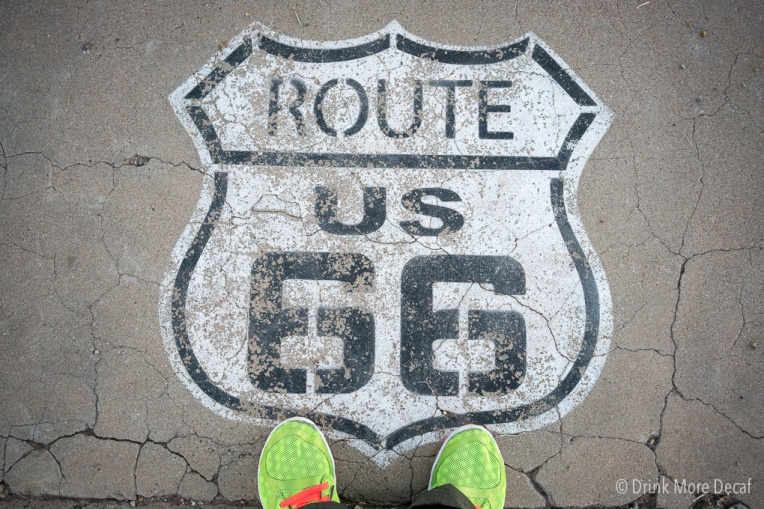 Route 66 - I Was Here