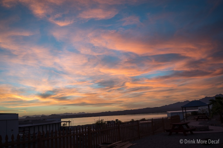 Lake Havasu City Sunset 1