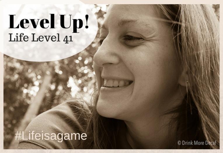 Life Level Up!
