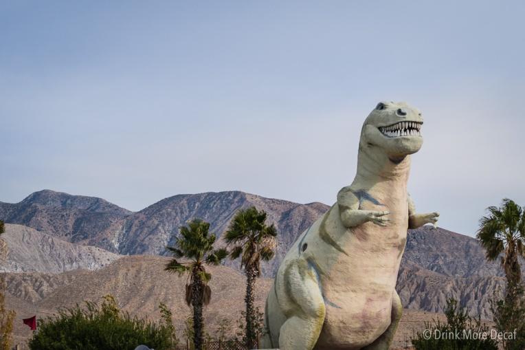 Roadside America Dinosaur