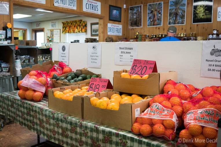 California Fruit Depot